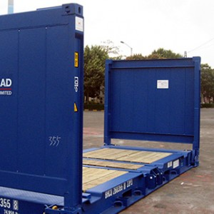 Container Flat Rack 20