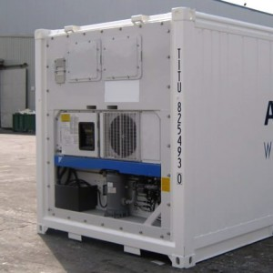 Container Refrigerated 20 e 40